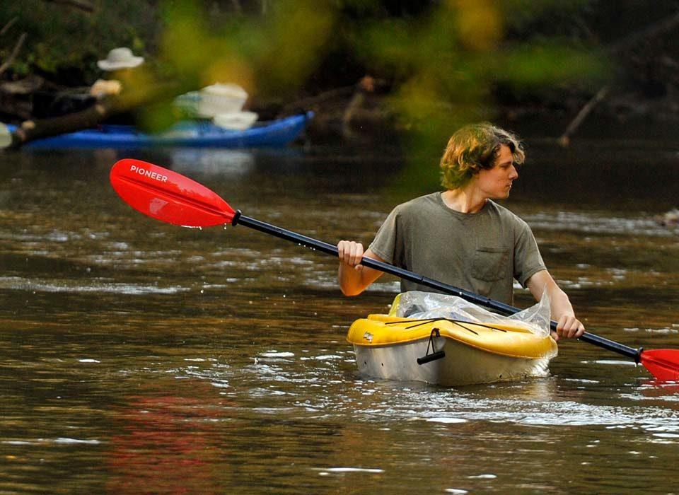 Carolina Thread Trail Rocky River Blueway