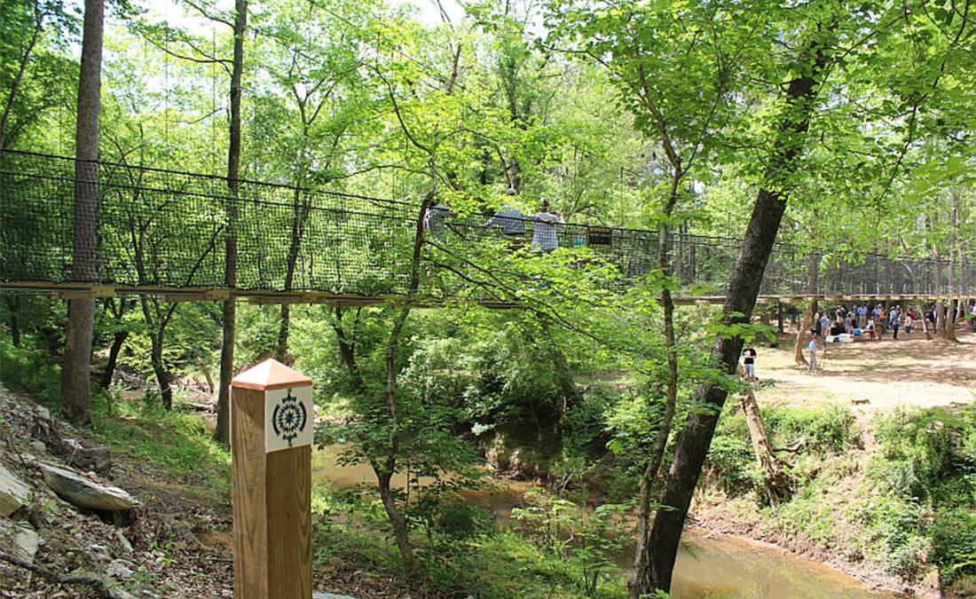 Carolina Thread Trail Lancaster County