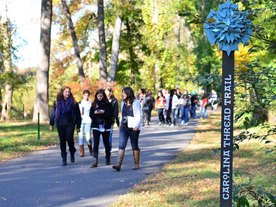 Carolina Thread Trail Capital Campaign