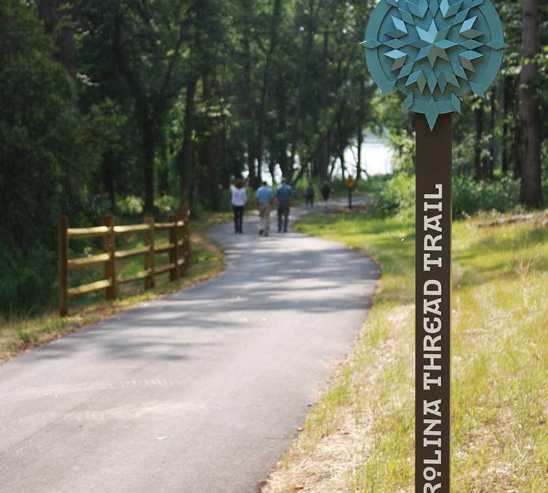 Carolina thread trail partner resources